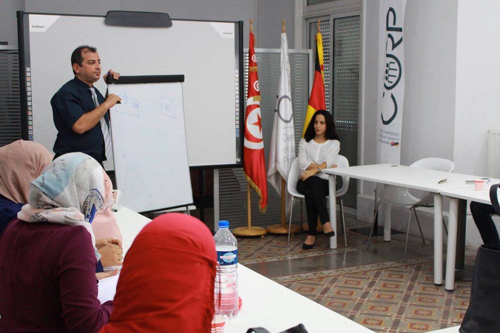 formation du deuxi me groupe de conseillers de l 39 agence tunisienne de la formation. Black Bedroom Furniture Sets. Home Design Ideas